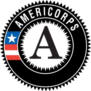 Americorps logo circle, depaulunderground.wordpress.com