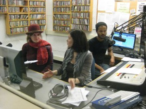 The DePaul Writers' Series, radio depaul, depaulunderground.wordpress.com