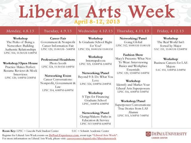 liberal-arts-week-schedule