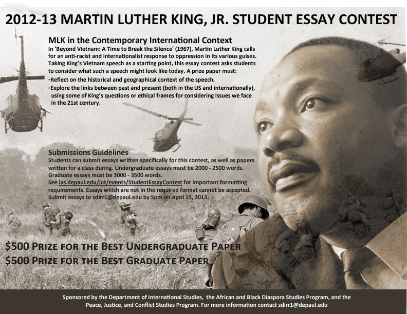 Americanism Education Leaders Essay Contest