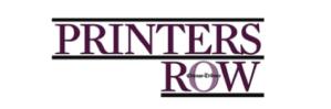 printers row logo