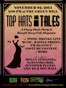 story club flyer 1