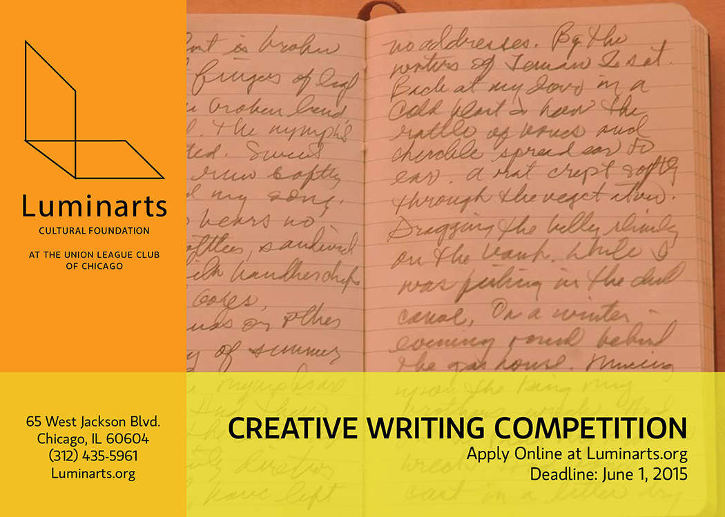 free writing competitions