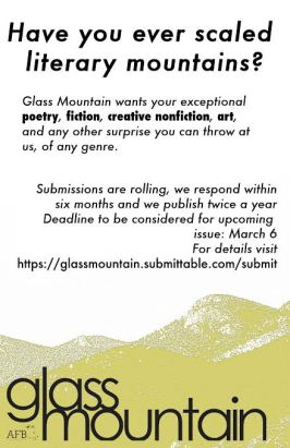 glass mtn poster