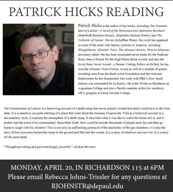 VWS Patrick Hicks_April 21
