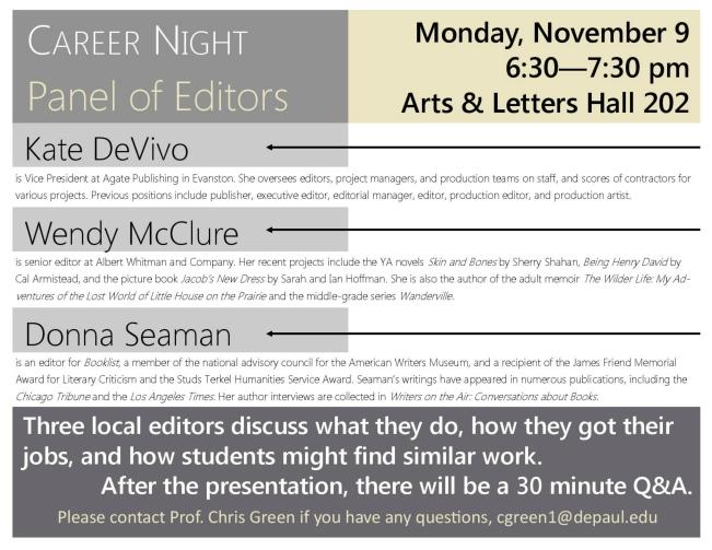 Editors Panel 11