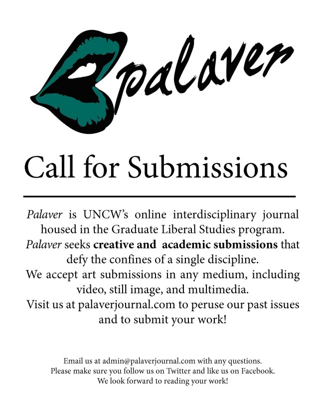 Palaver Call for submissions