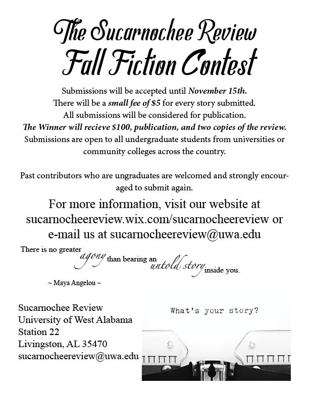 Fiction Contest