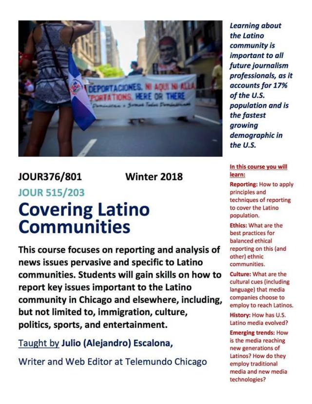 Covering Latino Communities