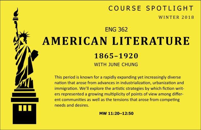 ENG362_AmericanLiterature