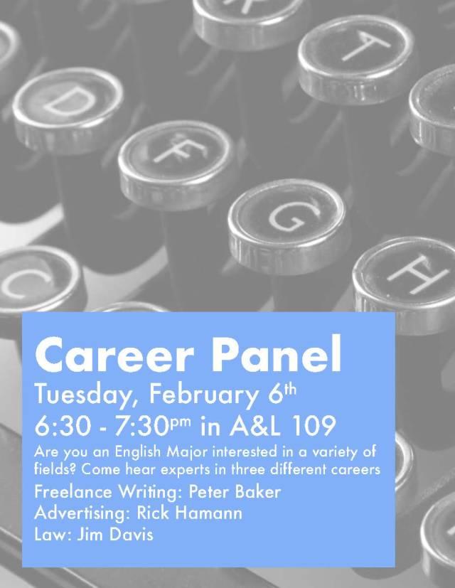 Career Panel 2018 1