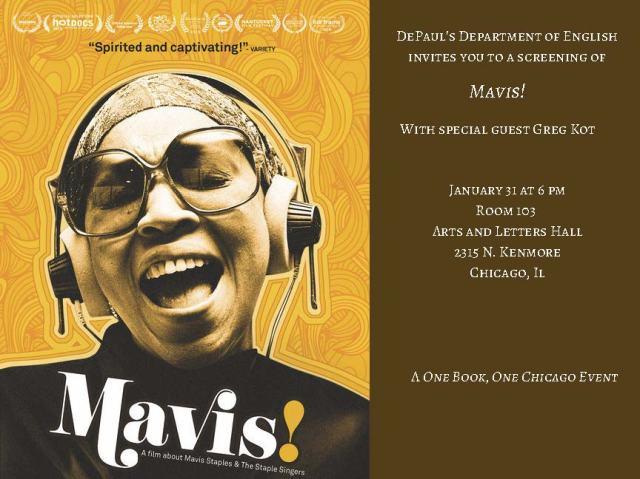 Mavis!