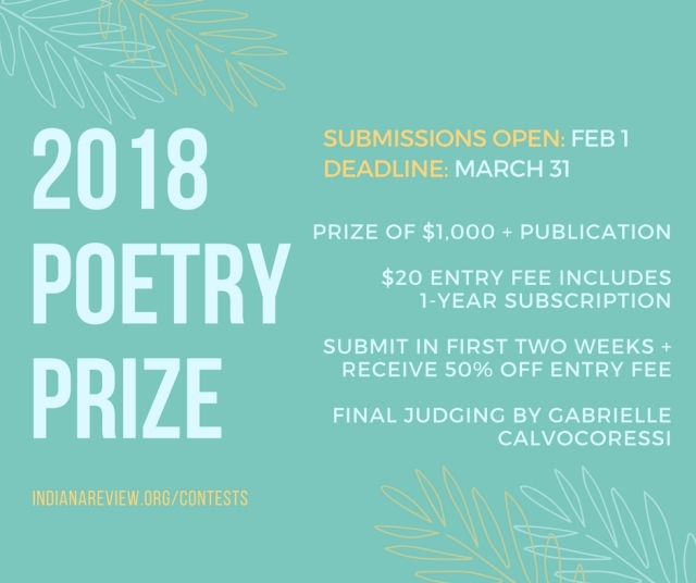 2018 poetry prize 1