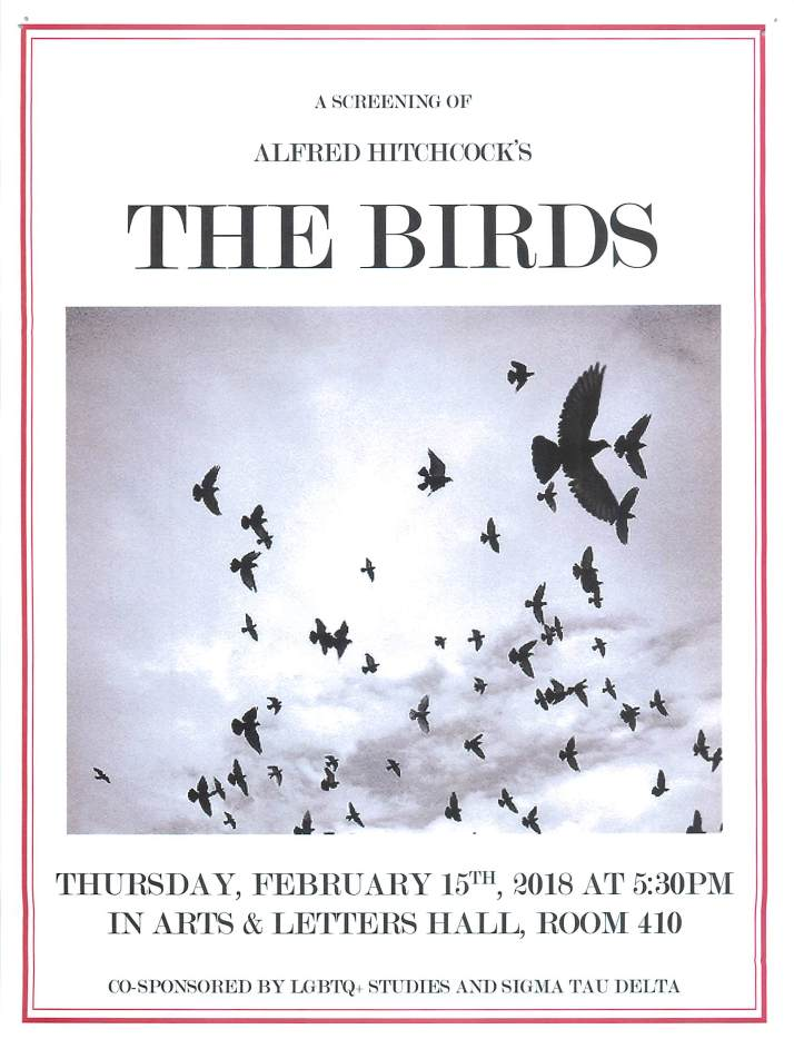 The Birds Screening Feb 15