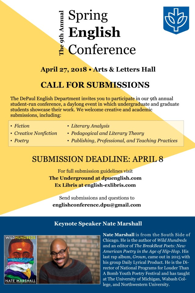 Call for Submissions Poster_extended deadline