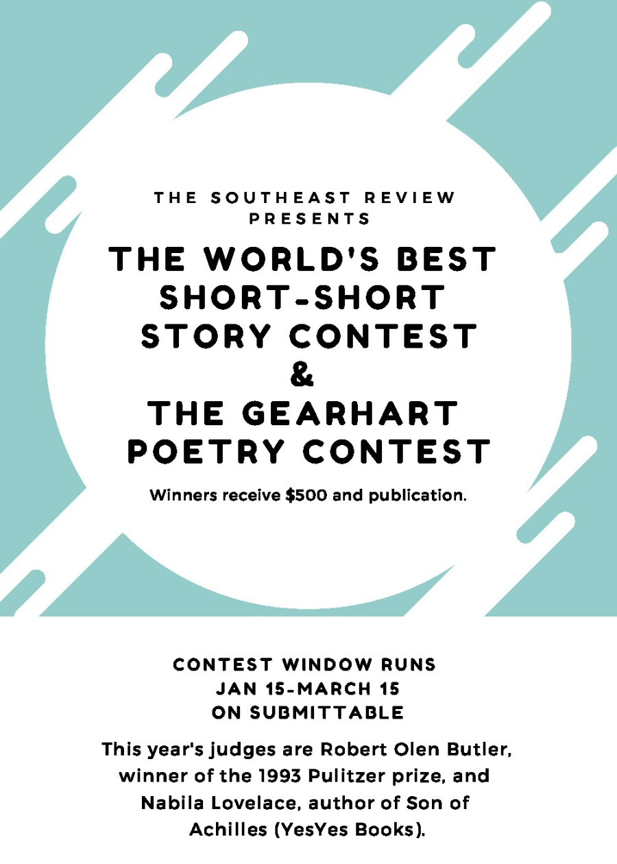 Call for Submissions: Southeast Review – The Underground
